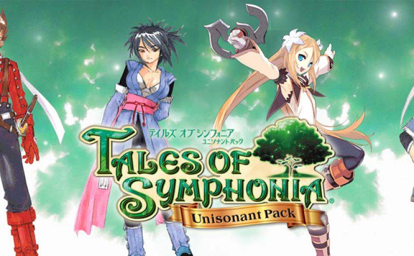 Tales of Symphonia Chronicles: edizione limitata per il Giappone