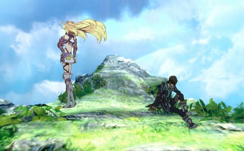 tales of xillia E3 trailer cover