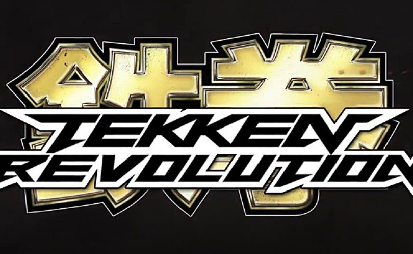 tekken revolution logo cover