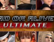 dead or alive 5 ultimate packshot cover