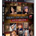 dead or alive 5 ultimate playstation 3 cover 2
