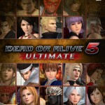 dead or alive 5 ultimate xbox 360 cover 1