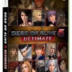 dead or alive 5 ultimate xbox 360 cover 2