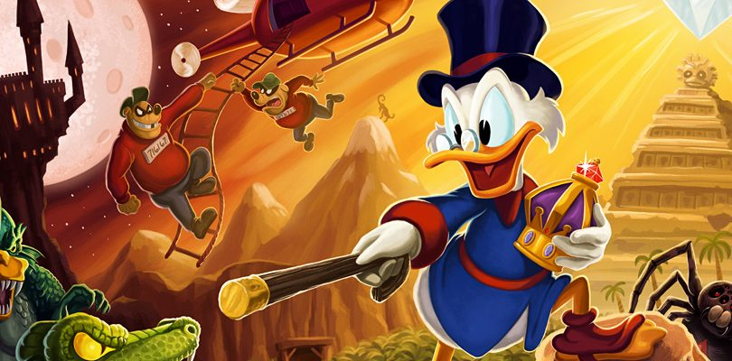 duck tales remastered cover