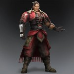 dynasty warriors 8 ding feng