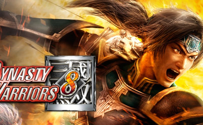 dynasty warriors 8 recensione cover