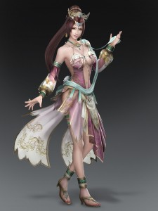 dynasty-warriors-8-recensione-diao-chan