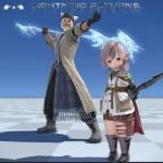 final fantasy xiv a realm reborn lightning snow costume 03