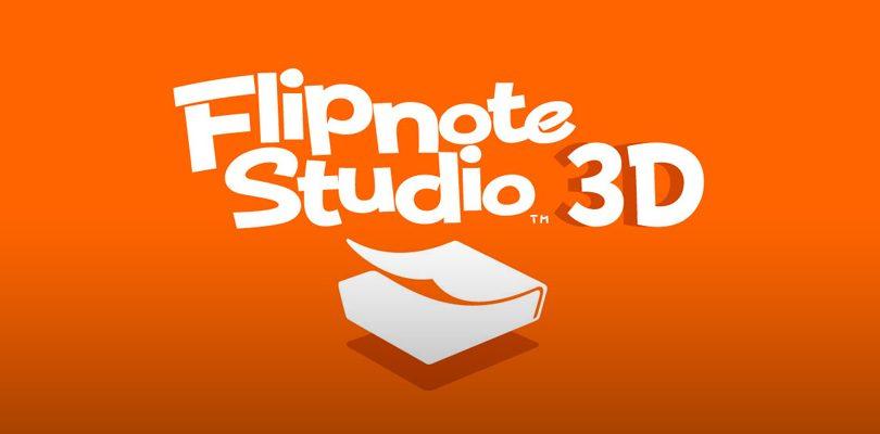 flipnote studio 3d cover