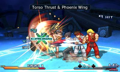 Jin e Xiaoyu sembrano trovarsi più a proprio agio qui piuttosto che in Street Fighter X Tekken.