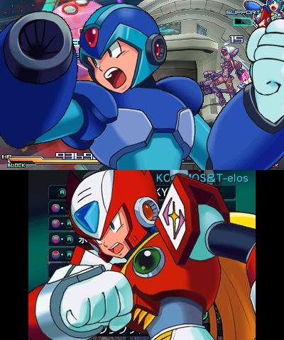 Ormai Mega Man appare più spesso nei crossover che nei titoli della propria saga...