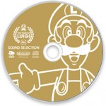 year of luigi club nintendo CD