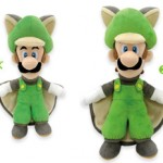 year of luigi club nintendo peluche