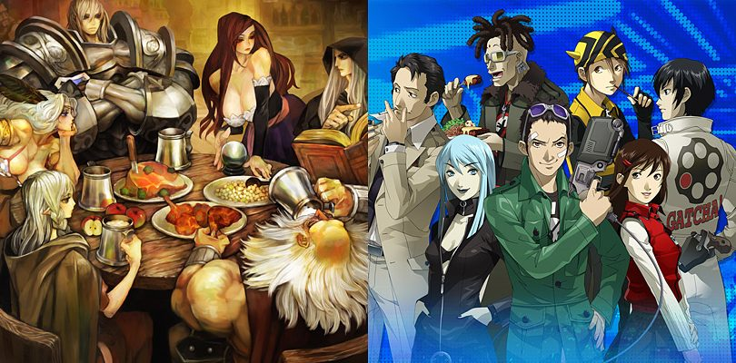 dragons crown shin megami tensei devil summoner soul hackers