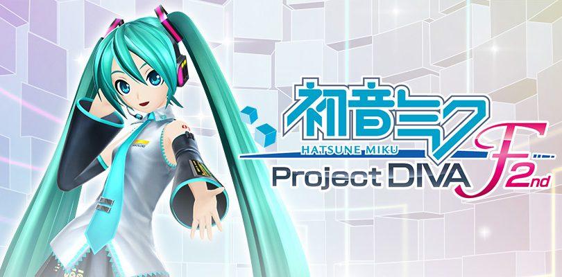 hatsune miku project diva f 2nd cover