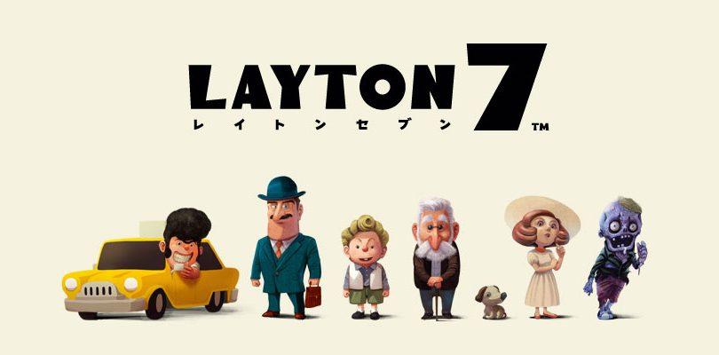layton 7 cover