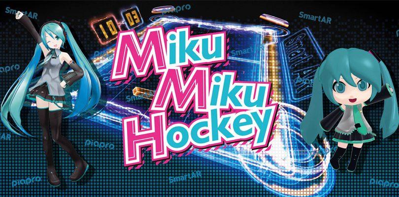 miku miku hockey cover playstation vita