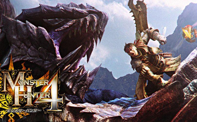 monster hunter 4 cover agosto