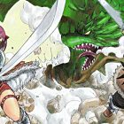 Monster Hunter 4: armi e armature di Hiro Mashima