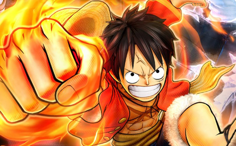 one piece pirate warriors 2 cover