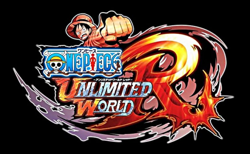 one piece unlimited world r cover