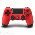 playstation 4 dualshock 4 red 06