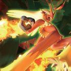 pokemon blaziken cover