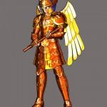 saint seiya brave soldiers 501