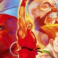 street fighter 2 recensione cover