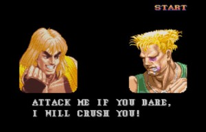 La celebra frase di vittoria di Ken non è certo cambiata col passare degli anni!