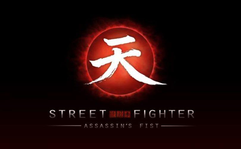 street fighter assassins fist cover