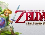 the legend of zelda a link between worlds cover