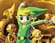 The Legend of Zelda: The Wind Waker HD si tinge d'oro per l'America