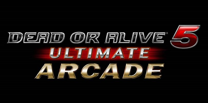 dead or alive 5 ultimate arcade