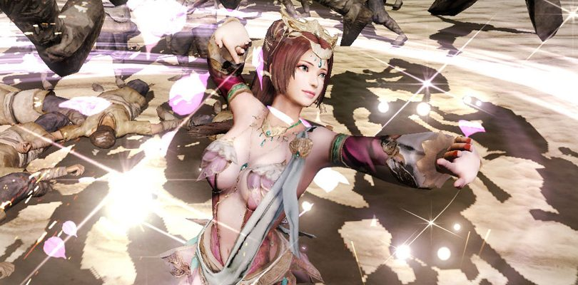 dynasty warriors 8 cover tgs