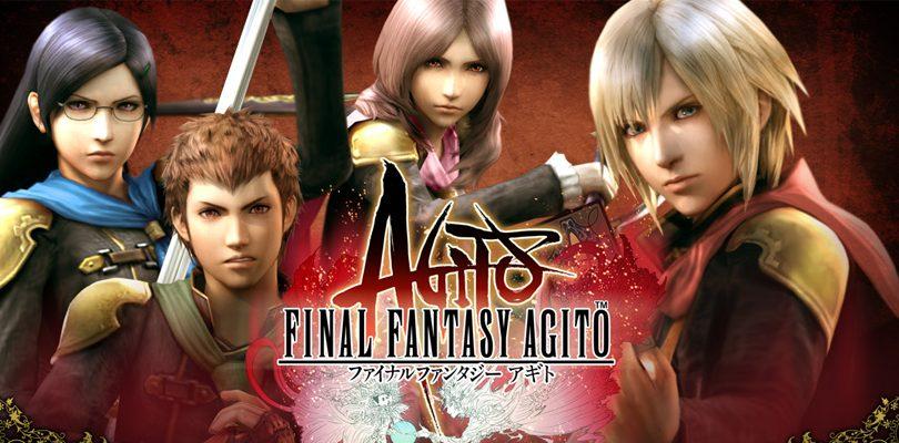 final fantasy agito cover