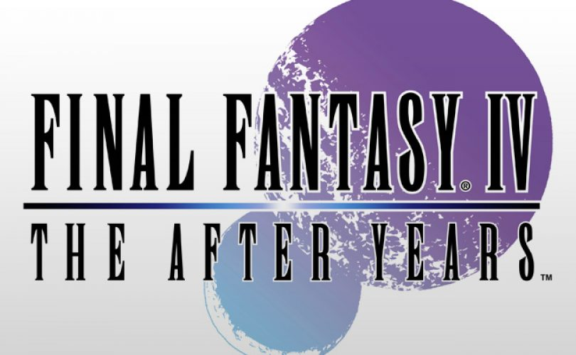 FINAL FANTASY IV: The After Years, dal prossimo inverno su Android e iOS