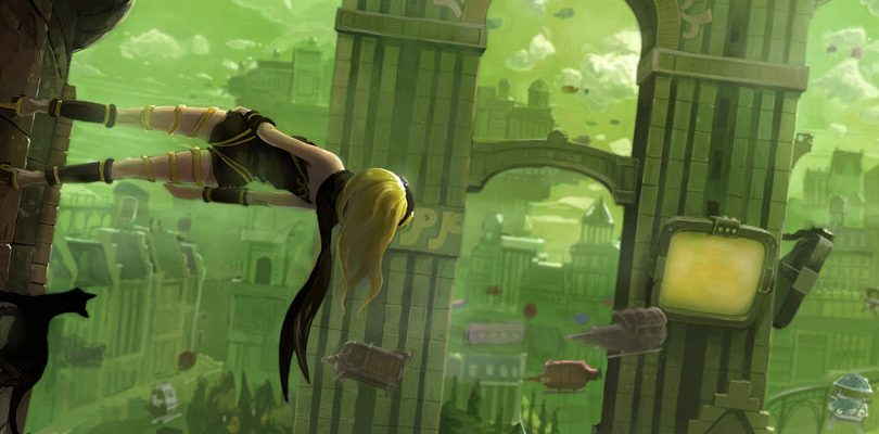 gravity rush cover