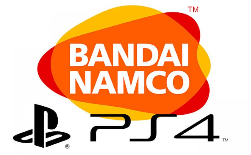 mobile suit gundam the idolmaster namco bandai ps4