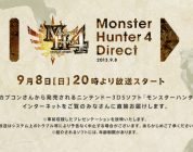 monster hunter 4 direct cover