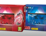 nintendo 3dsxl pokemon xy limited cover