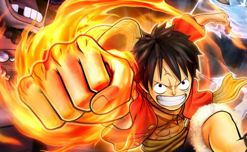 one piece pirate warriors 2 recensione cover