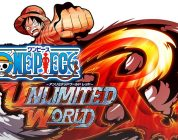one piece unlimited world r cover settembre