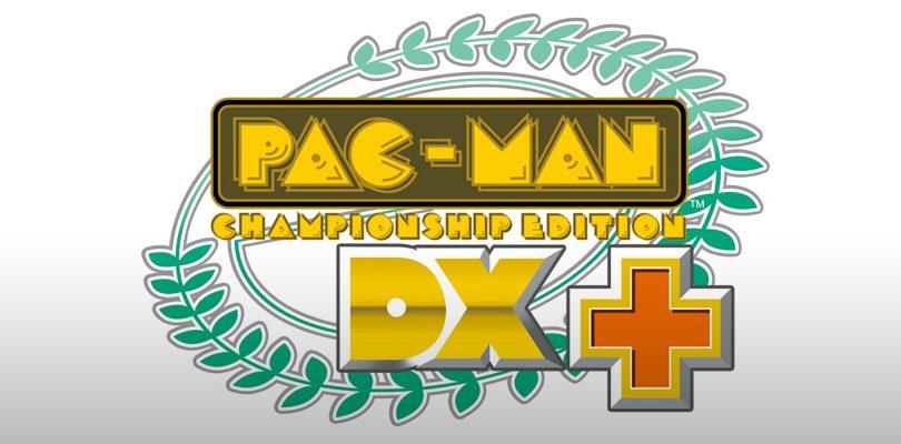 pac man championship edition dx plus