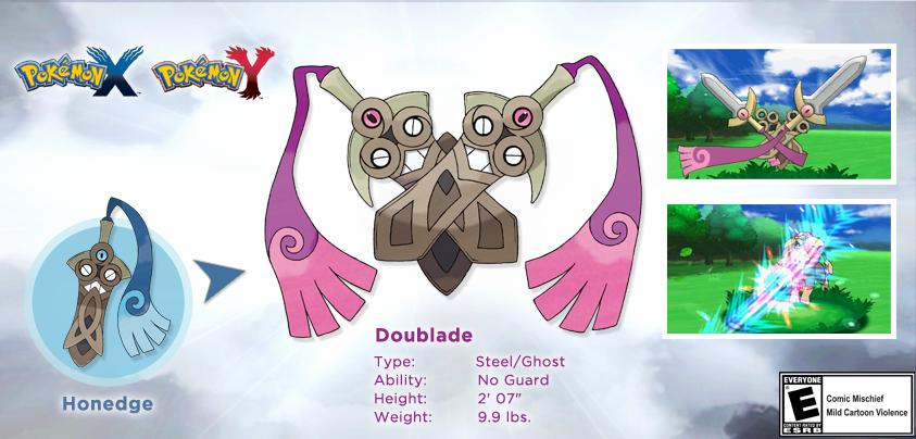 pokemon-x-y-doublade
