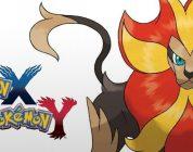 pokemon x y pyroar cover