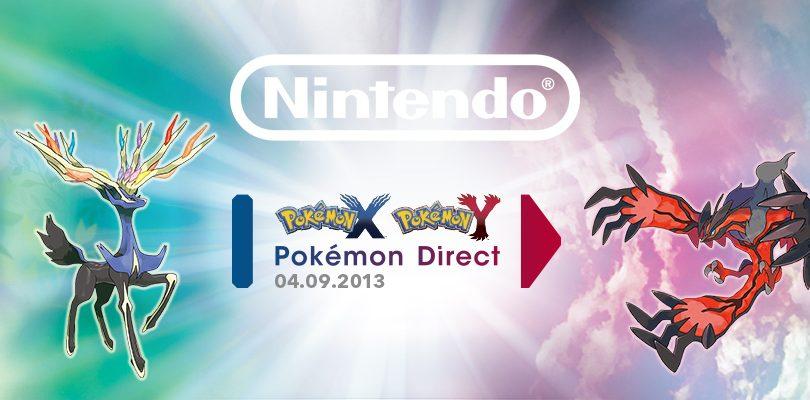 pokemon xy nintendo direct 4 settembre cover