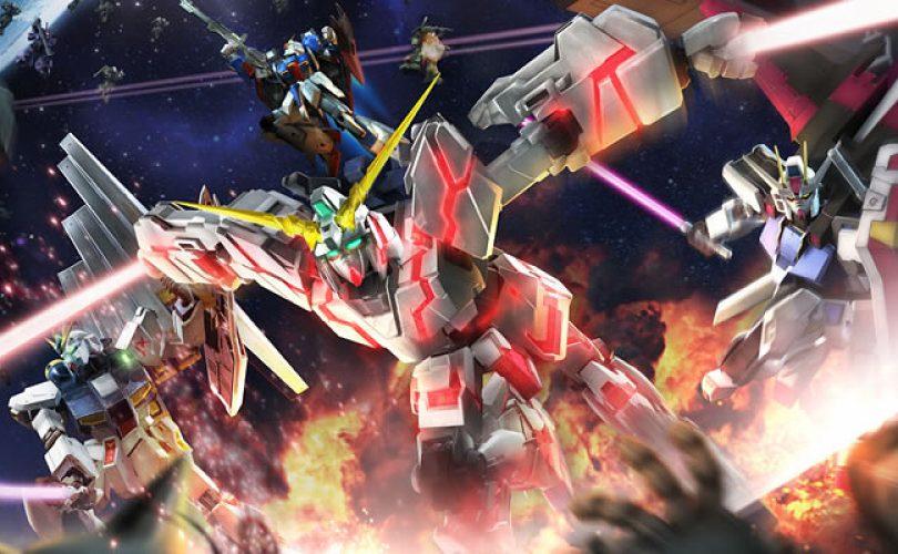 Shin Gundam Musou: apre il sito ufficiale