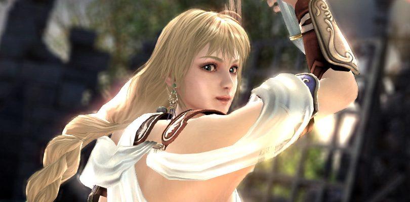soulcalibur lost swords sophitia cover
