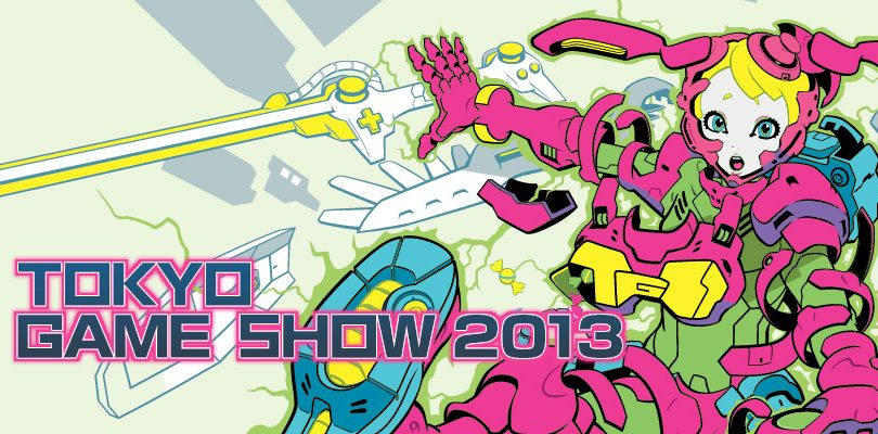 tokyo game show 2013 cover